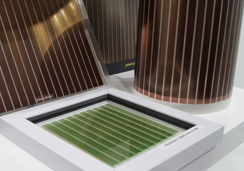 Hybrid solar cells have applications in flexible electronics and portable devices.
