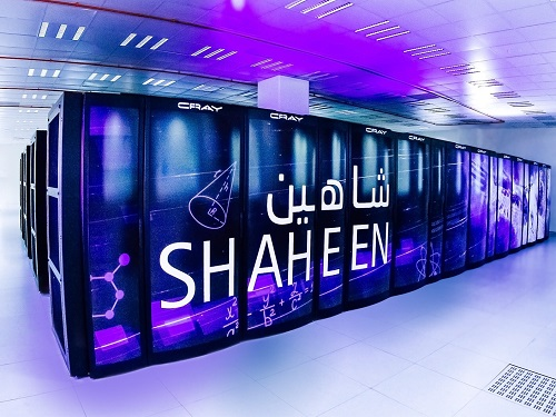 The KAUST supercomputer Shaheen II underpins the collaboration by providing high-performance computing applications and strategic advice and support.